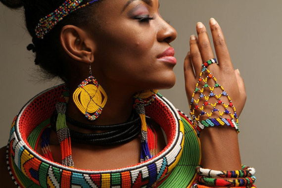 AFRICAN ACCESSORIES AND THEIR UNIQUE CHARM